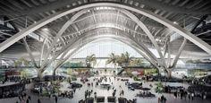 Usuarios de redes sociales vivieron un déjà vuarquitectónico durante la presentación del nuevo aeropuerto capitalino.