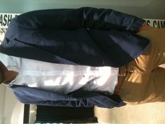 Aspesi Jacket: dyed coloured linen and cotton