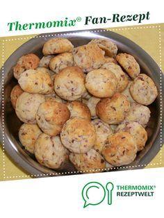 Pizza-Kugeln von paulamaus. Ein Thermomix ® Rezept aus der Kategorie Backen herzhaft auf www.rezeptwelt.de, der Thermomix ® Community.