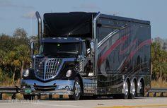 International Lonestar RV
