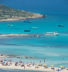 Balos Bay, Gramvousa, Crete Crete (Greek: Κρήτη Kríti; [kriti]) is the largest and most populous of the Greek islands, the fifth-largest is...