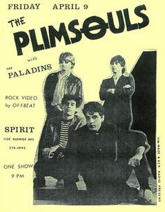the plimsouls -