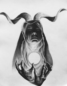 """Lycan Anubis Armando Commissioned design, based on Hamlet's phrase, """"to be or not to be"""" Graphite on Bristol. Tattoo Sketches, Tattoo Drawings, Art Sketches, Arte Horror, Horror Art, Twins Tattoo, Dark Art Tattoo, Satanic Art, Dark Art Drawings"""
