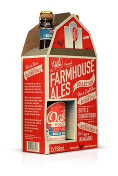 Oast House Brewers 2-Pack — The Dieline