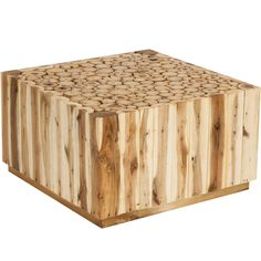 Augusta Coffee Table - Furniture - Accent Tables - Coffee Tables