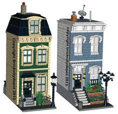 City Residencial Pack #4 @ brickcitydepot