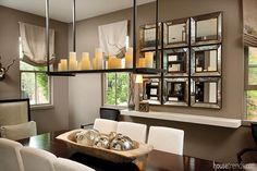 Dining rooms are making a comeback