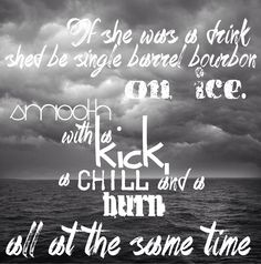 Perfect Storm by Brad Paisley. Favorite Brad Paisley song.
