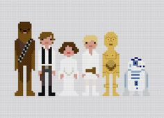 Star_Wars-Cross-stitch_Patterns