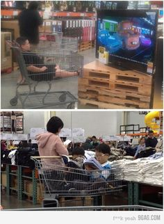 And we wonder why China is beating us....