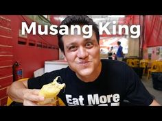 Musang King: The Best Durian I've Ever Had