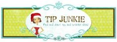 www.tipjunkie.com - crafts, diy decorating, organize, party ideas, recipes...