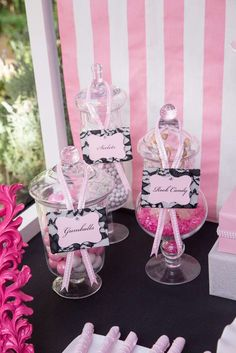 French / Parisian Birthday Party Ideas   Photo 3 of 35   Catch My Party