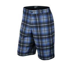 Nike Golf Men's Plaid Shorts  http://www.allmenstyle.com/nike-golf-mens-plaid-shorts/