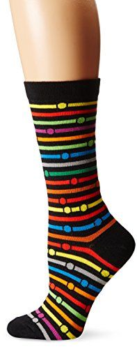 Ozone Womens Subway SockBlackOne Size -- Click on the image for additional details.(This is an Amazon affiliate link and I receive a commission for the sales)