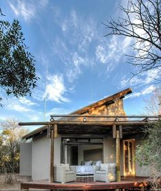 Named for the gentle beast of the bushveld, Moditlo means 'place of the elephant' - Modlito River Lodge, Limpopo Game Lodge, River Lodge, Game Reserve, Beast, Elephant, African, House Design, Cabin, House Styles