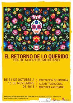 Exposición Claustro de la Casa de las Conchas del 31 al 15 de noviembre. Home, October 31, Proposals, Shells