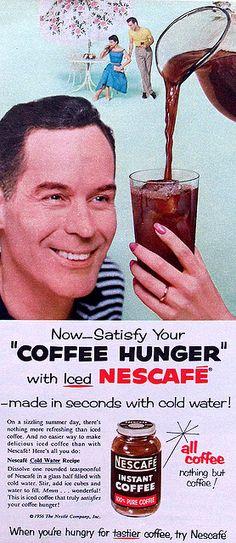 Nestle instant coffee