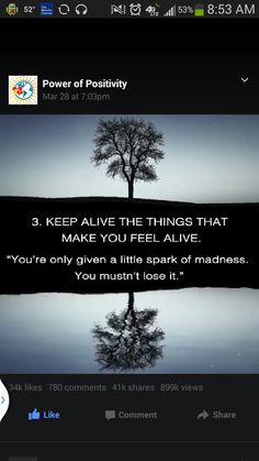 Quote - Robin Williams, I think...