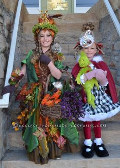 mother nature costume ideas - Google Search
