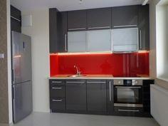 Nowoczesny design i kolory. #meble #kuchnia #nazamowienie