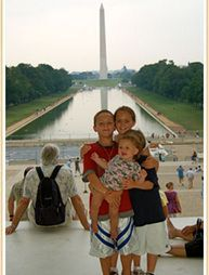 Planning Tips for Washington DC with Kids