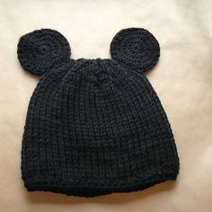 A personal favorite from my Etsy shop https://www.etsy.com/listing/489278759/knit-mickey-mouse-hat-knitted-mens