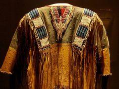 Red Cloud's shirt.