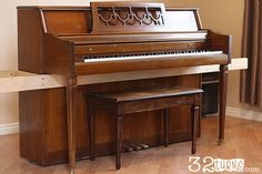 Great upright piano moving tip. Make it easier on yourself the next time you have to move you piano. Moving A Piano, Moving Day, Moving Tips, Moving House, Move On Up, Upright Piano, Cottages By The Sea, Old Wood, Home Projects