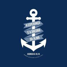 Hebreus 6:18-19 - Versículo bíblico