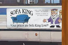 Funny Picture: Sofa King