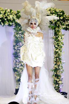 Fanny SerranoxNere Ku by iamdencio Philippine Fashion, Girls Dresses, Flower Girl Dresses, Wedding Dresses, Dresses Of Girls, Bride Dresses, Bridal Gowns, Weeding Dresses, Wedding Dressses