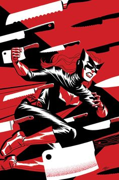 Batwoman var ed - Top-Trends Batwoman, Batgirl, Best Comic Books, Comic Book Heroes, Comic Books Art, Comic Art, Book Art, Gotham, Detective Comics 1