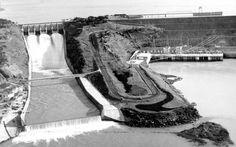 Usina Hidrelétrica de Três Marias foi inaugurada em 1962
