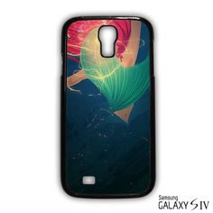 Ariel the Little Mermaid art for Samsung Galaxy S3/4/5/6/6 Edge/6 Edge Plus phonecases