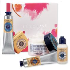 Shea Adore this. #l'occitane #mothersdays #gifts #spoilher