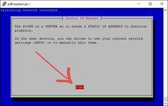 PiVPN Static IP