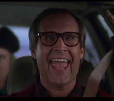 """It's not as if it's going to rain or something."""" - CLARK GRISWOLD (Chevy Chase) in National Lampoon's Vacation Merry Christmas, Christmas Movies, Family Christmas, Christmas Classics, Christmas Specials, Holiday Movie, Holiday Style, Christmas Stuff, Christmas Humor"""