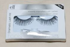 the best $1 you are about to spend.   ELF Lashes  #fakelashes