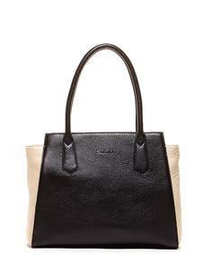 abc6e027c6b152 Jody Classic Shoulder Bag Black Leather Tote Black Tote Purse, Black  Leather Tote, Black
