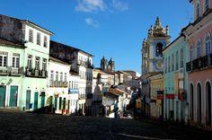 Pelourinho sofre com abandono e violência em Salvador - 23/10/2012 - Viagem - BBC