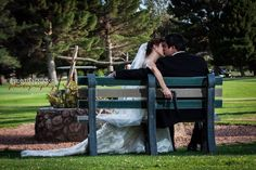 Wedding Photography ideas - only with the guy holding it. :-)