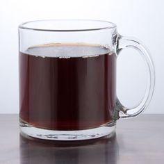 glass mug!