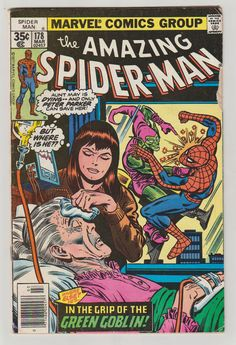 Amazing Spider-Man V1 178 Comic Book. VG/FN. by RubbersuitStudios #spiderman #comicbooks