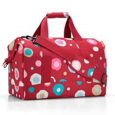 Reisenthel Travelling allrounder L funky dots 2