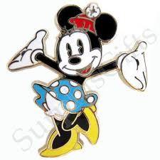 Retro Minnie Mouse