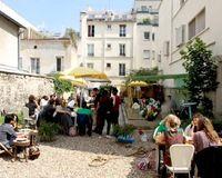 Bar Au Fond du Jardin 39 rue Pelleport, 75020 Paris