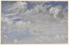 John Constable's clouds