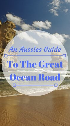 An Aussies Guide to the Great Ocean Road. The Great Ocean Road is one of the world's most famous drives. we highly recommend you place it on your Australian travel bucket list. Click to read more at http://www.divergenttravelers.com/great-ocean-road-guide/