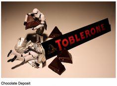 มนุษย์ Clone อีก Toblerone อีก Dark Chocolate อีก เอาใจไป 10 ดวง! #Starwars